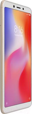 Смартфон Xiaomi Redmi 6A 2GB/16GB (золото)