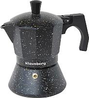 Гейзерная кофеварка Klausberg KB-7159 -