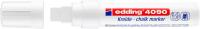 Маркер меловой Edding 4090 e-4090-49 (белый) -