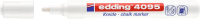 Маркер меловой Edding 4095 e-4095-49 (белый) -