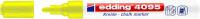 Маркер меловой Edding 4095 e-4095-65 (желтый) -