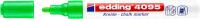 Маркер меловой Edding 4095 e-4095-11 (салатовый) -