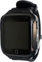 Умные часы детские Wonlex GW500S (черный) -