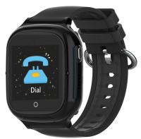 Умные часы детские Wonlex KidsTime KT08 (черный) -