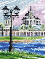 Набор для вышивания М.П.Студия Великий Новгород / М-444М -