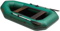 Гребная лодка Leader Boats Компакт-255 / 0055332 (зеленый) -