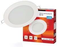 Панель светодиодная INhome RLP-VC 12 Вт / 4690612023366 -