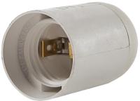 Электропатрон INhome Е27-ПП / 4690612032313 (пластиковый) -