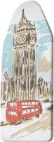 Чехол для гладильной доски JoyArty Лондонский вид / ib_4874 -