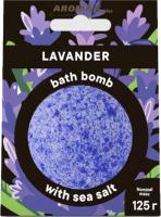 Бомбочка для ванны Aroma Saules Лаванда (125г) -