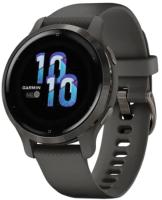 Умные часы Garmin Venu 2s / 010-02429-10 (графитовый) -