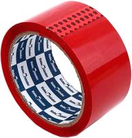 Скотч Klebebander 48ммx25м 43мкм / 212/36/6-RED (красный) -