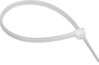 Стяжка для кабеля Rexant 07-0100 (100 шт, белый) -