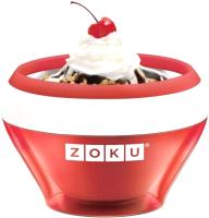 Мороженица Zoku Ice Cream Maker ZK120-RD (красный) -