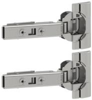 Комплект петель мебельных Ikea Утруста 904.017.86 -