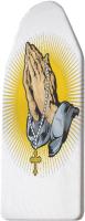Чехол для гладильной доски JoyArty Молитва / ib_79797 -
