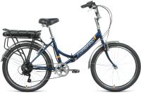 Электровелосипед Forward Riviera 24 250W / 1BKW1E141002 (Navy Blue) -
