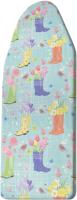 Чехол для гладильной доски JoyArty Сапоги с цветами / ib_58094 -