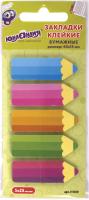 Стикеры канцелярские Юнландия Фигурные карандаши / 111359 -