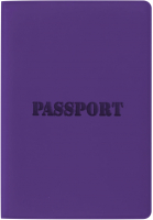 Обложка на паспорт Staff Паспорт / 237608 (фиолетовый) -