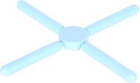 Подставка под горячее Miniso 2162 (синий) -
