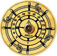 Термометр для бани Невский банщик Штурвал Б-1163 -