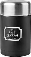 Термос для еды Rondell Picnic Black RDS-946 -