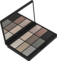 Палетка теней для век GOSH Copenhagen Eye Shadow 9 Shades 004 To Be Cool With in Copenhagen -