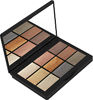 Палетка теней для век GOSH Copenhagen Eye Shadow 9 Shades 005 To Party in London -
