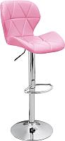 Стул Mio Tesoro Грация BS-035 (розовый/хром) -