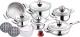 Набор кухонной посуды Klausberg KB-7171 -