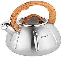 Чайник со свистком Klausberg KB-7072 -