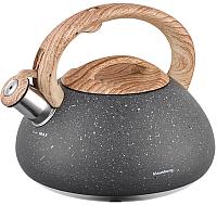 Чайник со свистком Klausberg KB-7250 -