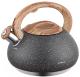 Чайник со свистком Klausberg KB-7280 -