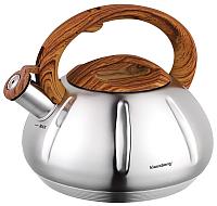 Чайник со свистком Klausberg KB-7281 -