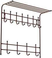 Вешалка для одежды Ника ВПТ11 (медь) -