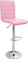 Стул барный Mio Tesoro Нарни BS-016 (розовый/хром) -