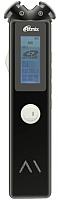 Цифровой диктофон Ritmix RR-145 4Gb (черный) -