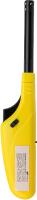 Пьезоэлектрическая газовая зажигалка СОКОЛ СК-306 / 61-0970 (желтый) -