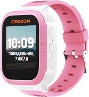 Умные часы детские Geozon Classic / G-W06PNK (розовый) -