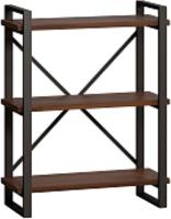 Стеллаж Loftyhome Лондейл Рант 80 / 1627343 (коричневый) -