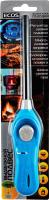 Пьезоэлектрическая газовая зажигалка Рыжий кот Ecos GL-001B / R157799 (синий) -