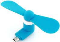 Вентилятор Sipl AK35H Micro USB (синий) -