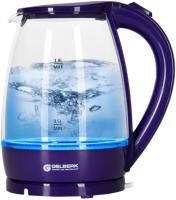 Электрочайник Gelberk GL-471 (фиолетовый) -