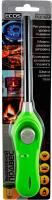 Пьезоэлектрическая газовая зажигалка Рыжий кот Ecos GL-001G / R157795 (зеленый) -