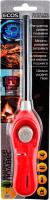 Пьезоэлектрическая газовая зажигалка Рыжий кот Ecos GL-001R / R157793 (красный) -