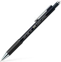 Механический карандаш Faber Castell Grip / 134599 (черный) -