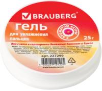 Увлажнитель для пальцев Brauberg Антибактериальный / 227299 -