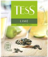 Чай пакетированный Tess Lime зеленый / Nd-00001852 (100пак) -