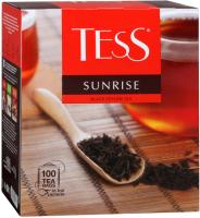 Чай пакетированный Tess Sunrise черный / Nd-00001850 (100пак) -
